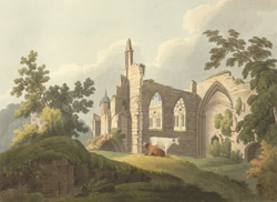 South East View of Bolton Priory 34-g